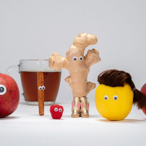 Unhinged Talking Fruit Stars in Surprisingly Dark Ads for Stash Tea